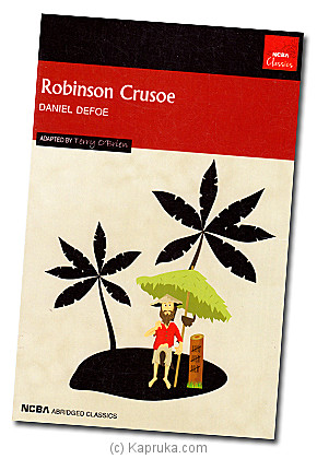 Robinson Crusoe at Kapruka Online for specialGifts
