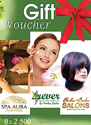 4ever Gift Voucher   Rs. 2500 at Kapruka Online for specialGifts