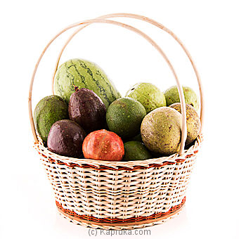 Tropical Fruit Basket at Kapruka Online for specialGifts