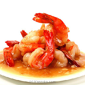 Prawns In Garlic Sauce - 32 By Chinese Dragon Cafe at Kapruka Online forspecialGifts