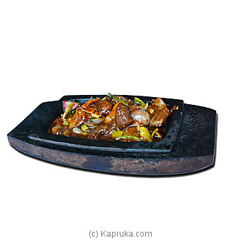 Sizzling Black Bean Beef -271 By Chinese Dragon Cafe at Kapruka Online forspecialGifts
