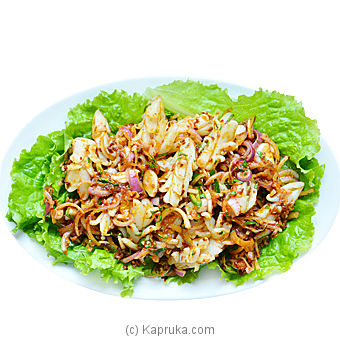 Thai Cuttlefish Salad - 71 By Chinese Dragon Cafe at Kapruka Online forspecialGifts