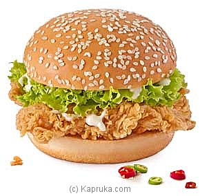 Zinger Burger at Kapruka Online for specialGifts