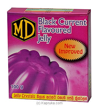 MD Black Current Flavored Jelly -100gat Kapruka Online forspecialGifts