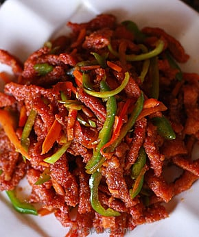 Crispy Beef Slices With Chilli- (138)-Large at Kapruka Online for specialGifts