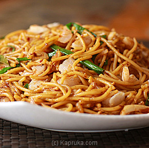 Malaysian Style Seafood Fried Noodles-Large(252) at Kapruka Online for specialGifts