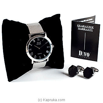 Watch With Cufflinks at Kapruka Online for specialGifts