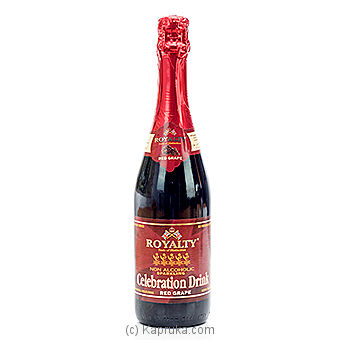 Royalty Red Grape Celebration Drink at Kapruka Online for specialGifts