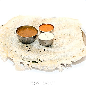 Onion Rava Dosai at Kapruka Online for specialGifts