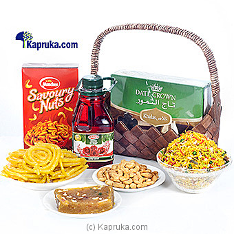 Premium Break Fast Pack For Ramadan Season at Kapruka Online for specialGifts
