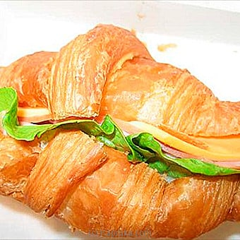 Ham And Cheese Croissant By Java at Kapruka Online forspecialGifts