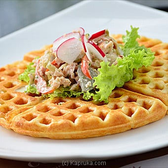 Tuna Waffles By Java at Kapruka Online forspecialGifts
