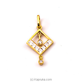 22kt Gold Pendant ( P139/1) at Kapruka Online for specialGifts