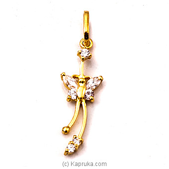 22kt Gold Pendant(P611/1 ) at Kapruka Online for specialGifts