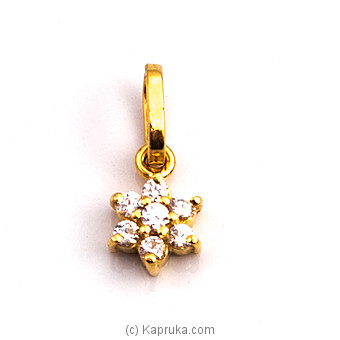 22kt Gold Pendant(P326/1) at Kapruka Online for specialGifts