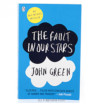 Fault In Our Stars at Kapruka Online for specialGifts