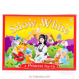 Snow White-A Princess Pop Up at Kapruka Online for specialGifts