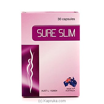 Sure Slim Capsules at Kapruka Online for specialGifts