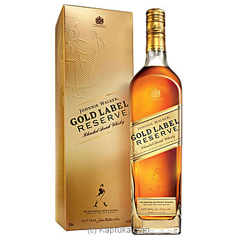 Johnnie Walker Gold Reserve 750ml at Kapruka Online for specialGifts