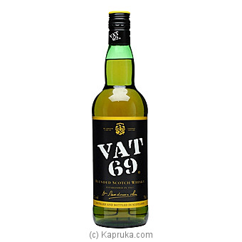 Vat 69- 750ml at Kapruka Online for specialGifts