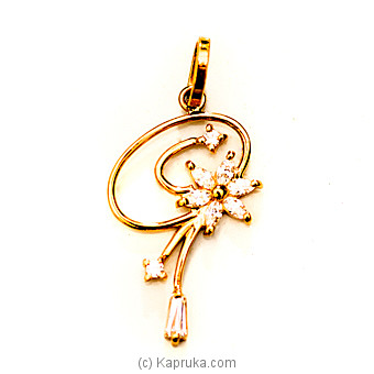 22kt Gold Pendant (p1234/1) at Kapruka Online for specialGifts