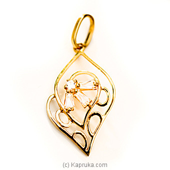 22kt Gold Pendant (p1569/1) at Kapruka Online for specialGifts