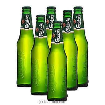 Carlsberg 330ml (6 Per Case) at Kapruka Online for specialGifts