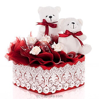 You And Me On A Scarlet Softness at Kapruka Online for specialGifts