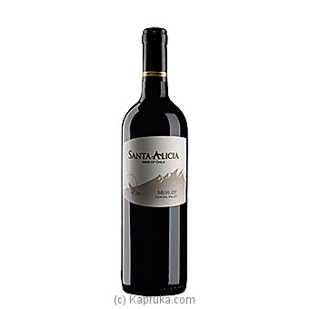 Santa Alicia Merlot at Kapruka Online for specialGifts
