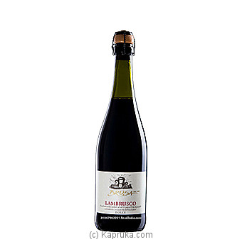 Brusa Lambrusco Emilia Sweet IGT Sparkling at Kapruka Online for specialGifts