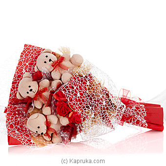 Teddies In Lace at Kapruka Online for specialGifts