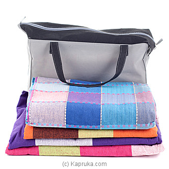 Tulip Bed Sheet Hamper at Kapruka Online for specialGifts