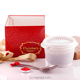 Traditional Christmas Pudding  With Flambe Kit at Kapruka Online for specialGifts