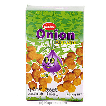 Munchee Onion 180g at Kapruka Online for specialGifts