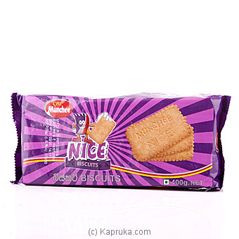 Munchee Nice 400g at Kapruka Online for specialGifts
