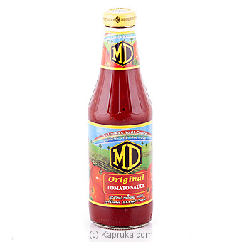MD Tomato Sauce 400g at Kapruka Online for specialGifts