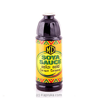 MD Soya Sauce 500ml at Kapruka Online for specialGifts