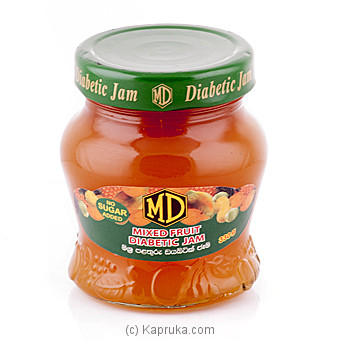 MD  Mixed Fruit Diabetic Jam 330g at Kapruka Online for specialGifts