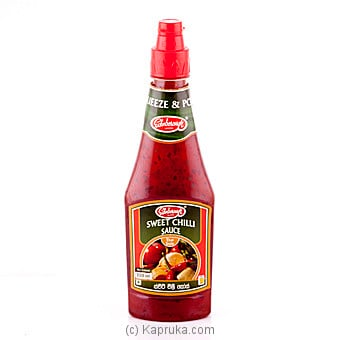 Edinborough Sweet Chili Sauce 350ml at Kapruka Online for specialGifts