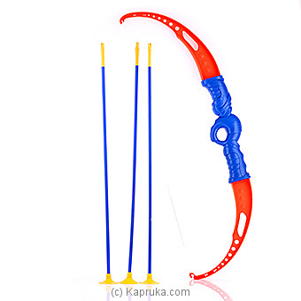 World Champion Archer Toy Bow And Arrow Dart Play Set at Kapruka Online for specialGifts