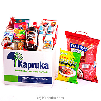 Essentials Hamper - Platinum at Kapruka Online for specialGifts