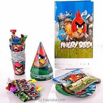 Angry Bird Party Pack at Kapruka Online for specialGifts