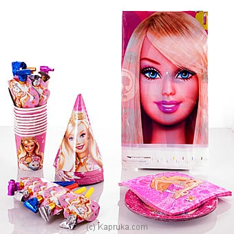 Barbie Party Pack at Kapruka Online for specialGifts