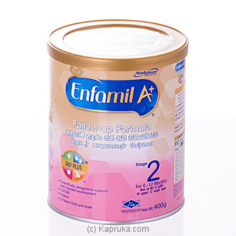 Enfamil A+ Stage 2  400g at Kapruka Online for specialGifts