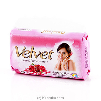 Velvet Rose & Pomegranate 100g at Kapruka Online for specialGifts