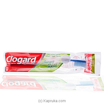 Clogard Adult Tooth Brush - Soft at Kapruka Online for specialGifts