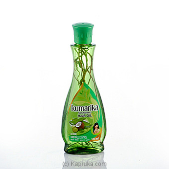 Komarika Herbal Hair Oil 100ml at Kapruka Online for specialGifts
