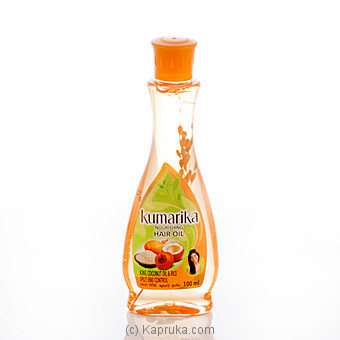 Komarika Split End Control Hair Oil 100ml at Kapruka Online for specialGifts