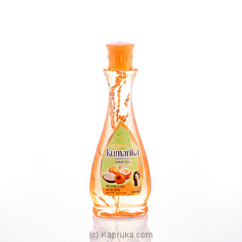 Komarika Split End Control Hair Oil 200ml at Kapruka Online for specialGifts