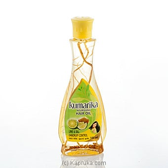 Komarika Anti Dandruff Hair Oil 200ml at Kapruka Online for specialGifts